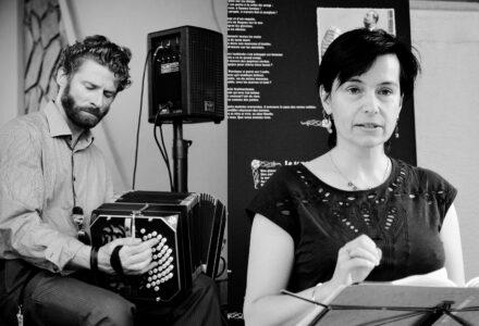 Concert / récit - hommage à Astor Piazzolla