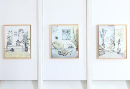 Atelier d'arts plastiques en famille     « Collages-assemblages-impressions »    … en lien avec l'expo !