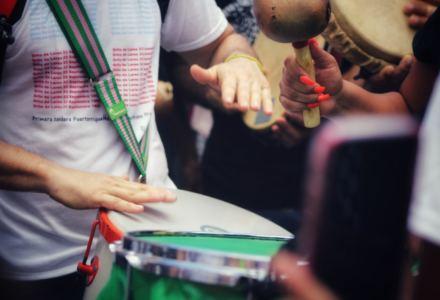 """Stage enfants """"Batucada : percussions brésiliennes"""""""