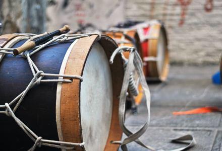 Stage jeunes BATUCADA - Percussions brésiliennes